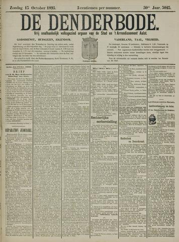 De Denderbode 1895-10-13