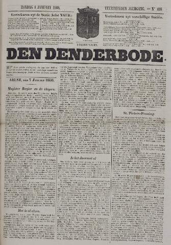 De Denderbode 1860-01-08