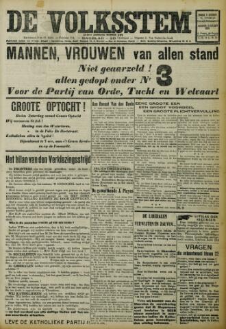 De Volksstem 1932-10-09