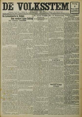 De Volksstem 1932-03-01