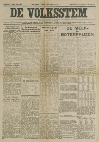 De Volksstem 1941-03-13