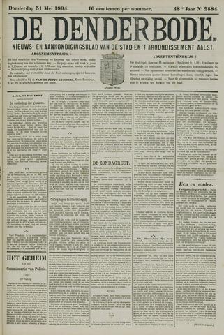 De Denderbode 1894-05-31