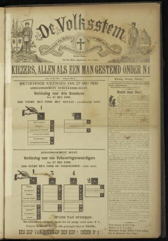 De Volksstem 1900-05-26