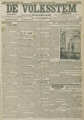 De Volksstem 1910-07-20
