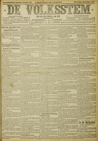 De Volksstem 1915-11-03