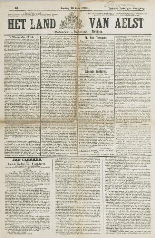 Het Land van Aelst 1881-06-26