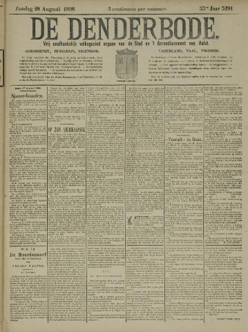 De Denderbode 1898-08-28