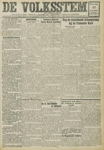 De Volksstem 1931-06-17