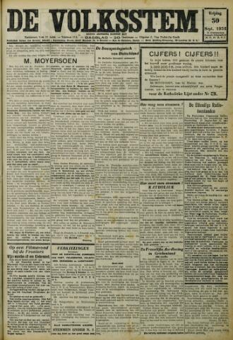 De Volksstem 1932-09-30