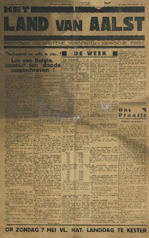 Het Land van Aelst 1933