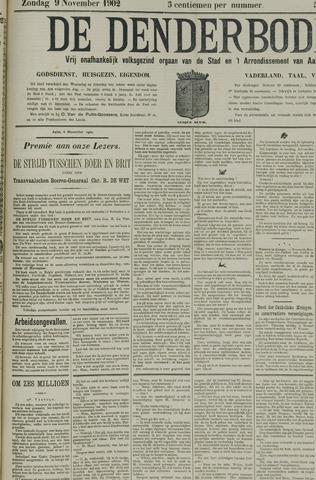 De Denderbode 1902-11-09