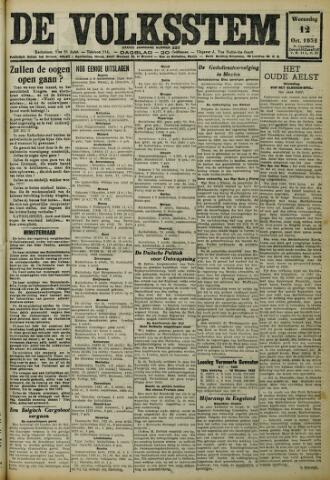De Volksstem 1932-10-12