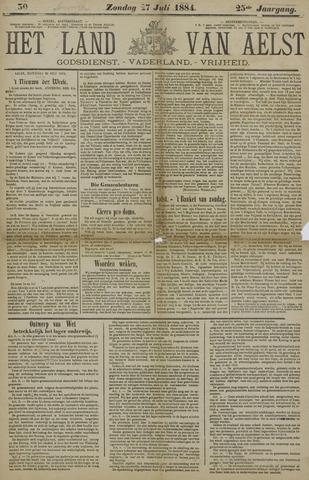 Het Land van Aelst 1884-07-27