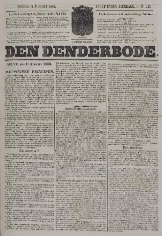 De Denderbode 1860-08-12