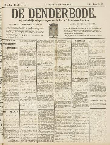 De Denderbode 1901-05-19