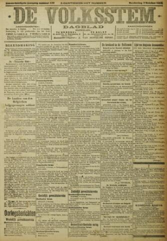 De Volksstem 1915-10-07