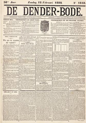 De Denderbode 1882-02-12
