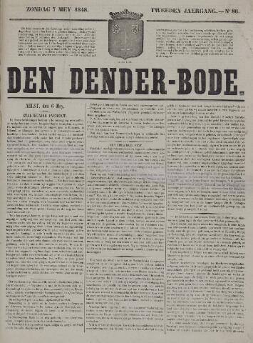 De Denderbode 1848-05-07