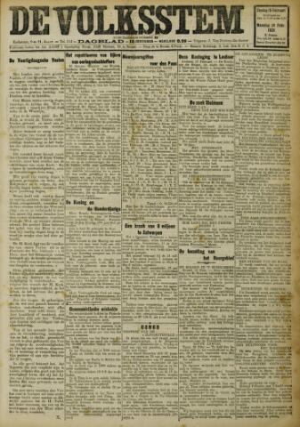 De Volksstem 1923-02-18
