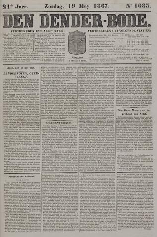 De Denderbode 1867-05-19