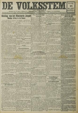 De Volksstem 1931-05-23