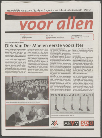 Voor Allen 2002-06-01