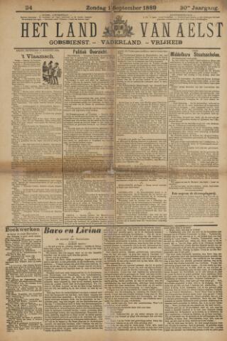 Het Land van Aelst 1889-09-01