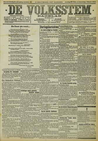 De Volksstem 1915-02-28