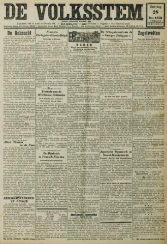 De Volksstem 1932-05-28