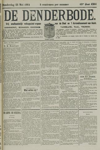 De Denderbode 1911-05-25