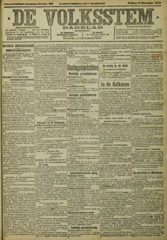 De Volksstem 1915-11-19