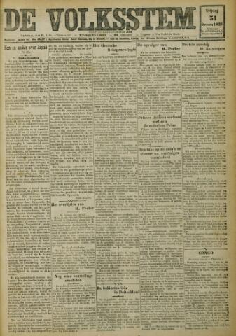 De Volksstem 1926-12-31