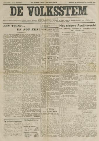 De Volksstem 1941-01-28