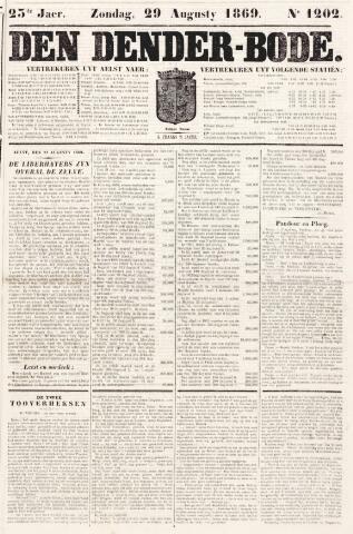 De Denderbode 1869-08-29