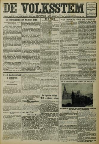 De Volksstem 1932-01-31