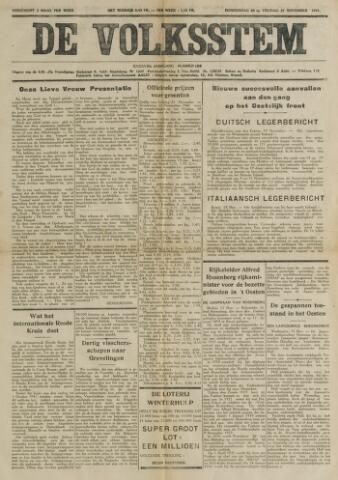 De Volksstem 1941-11-20