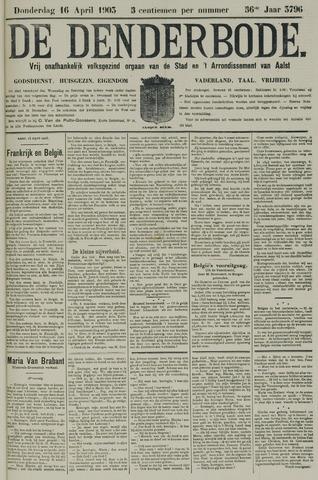 De Denderbode 1903-04-16