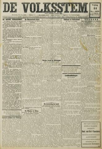 De Volksstem 1930-11-14
