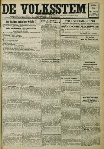 De Volksstem 1932-10-28