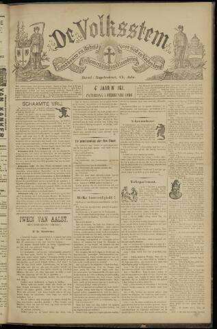 De Volksstem 1898-02-05