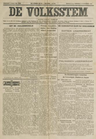 De Volksstem 1941-11-18