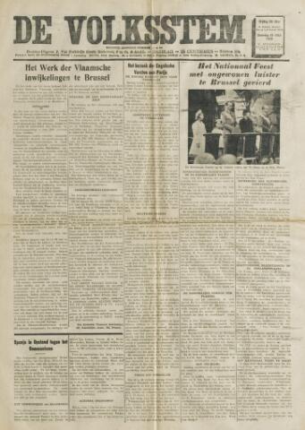 De Volksstem 1938-07-22