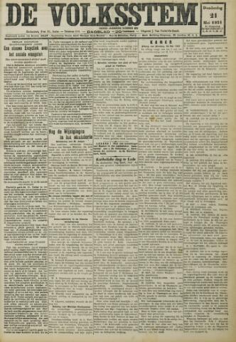 De Volksstem 1931-05-21