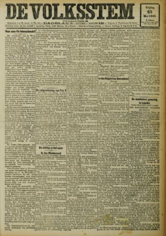 De Volksstem 1923-05-25