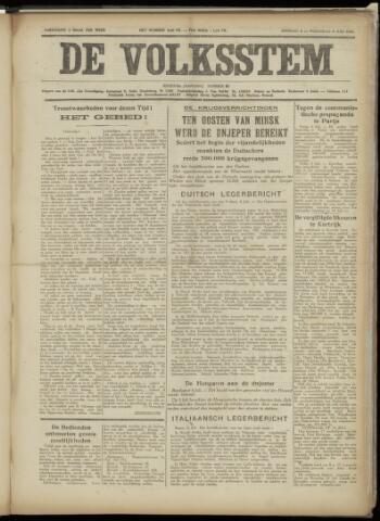 De Volksstem 1941-07-08