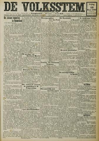 De Volksstem 1926-03-12