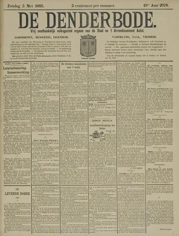 De Denderbode 1895-05-05