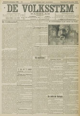 De Volksstem 1910-11-23
