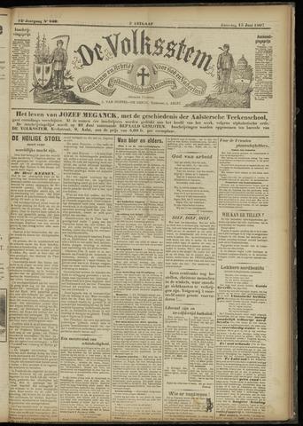 De Volksstem 1907-06-15