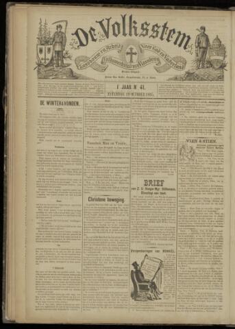 De Volksstem 1895-10-19